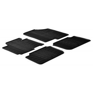 Rubber mats for Hyundai Elantra ( 4 doors)