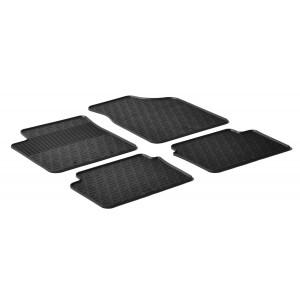 Rubber mats for Hyundai i10