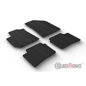 Rubber mats for Hyundai i10 (manual)