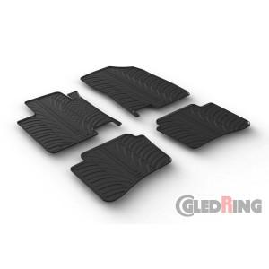 Rubber mats for Hyundai i20