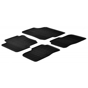 Rubber mats for Hyundai i30