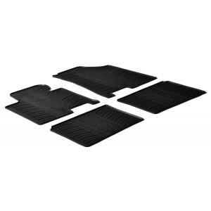 Rubber mats for Hyundai i40 (5 doors)