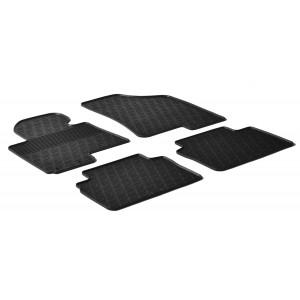 Rubber mats for Hyundai ix35 (5 doors)