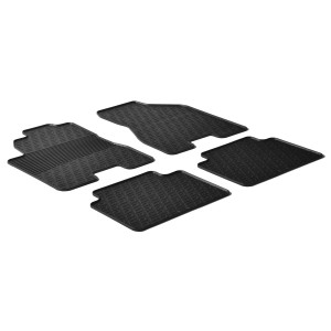 Rubber mats for Hyundai Tucson
