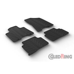 Rubber mats for Hyundai Tucson ( 8)