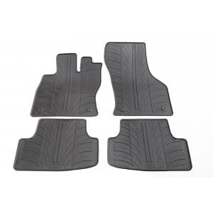 Rubber mats for Volkswagen Golf VIII