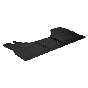 Rubber mats for Iveco Daily