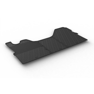 Rubber mats for Iveco Daily Cargo