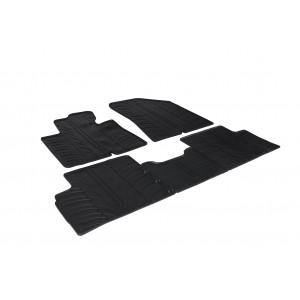 Rubber mats for Kia Carens