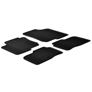 Rubber mats for Kia Ceed