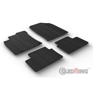 Rubber mats for Kia XCeed