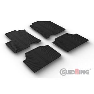 Rubber mats for Kia e-Niro