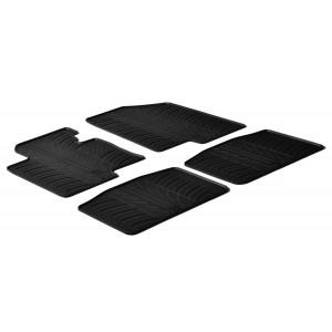 Rubber mats for Kia Optima