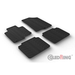Rubber mats for Kia Optima (Sedan & SW & PHEV)