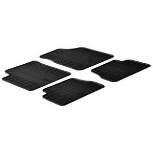 Rubber mats for Kia Picanto