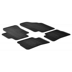 Rubber mats for Kia Rio