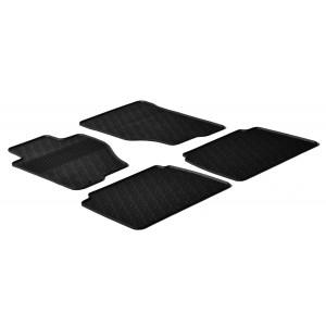 Rubber mats for Kia Sorento