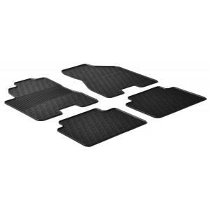 Rubber mats for Kia Sportage