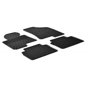 Rubber mats for Kia Sportage (5 doors)