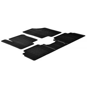 Rubber mats for Kia Venga