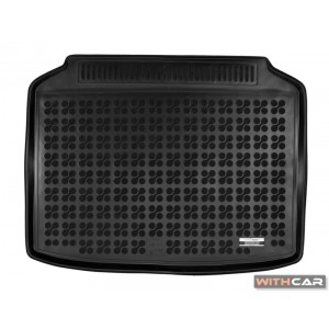 Boot tray for Audi A3 (narrow spare wheel)