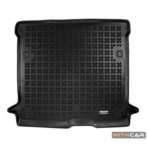 Boot tray for Dacia Dokker (5 seats)