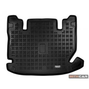 Boot tray for Dacia Lodgy (7 seats)