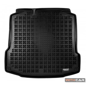 Boot tray for Skoda Rapid