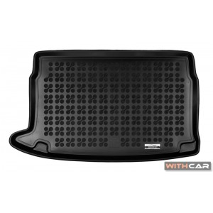 Boot tray for Volkswagen Polo 6R (double bottom)