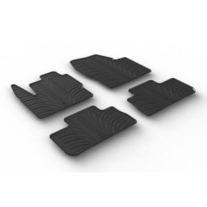 Rubber mats for Land Rover Freelander 2