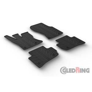 Rubber mats for Land Rover Range Rover Velar