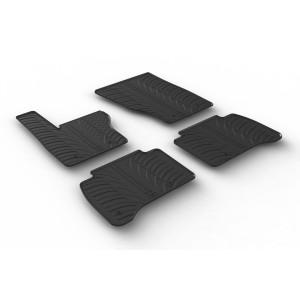 Rubber mats for Land Rover RR Sport