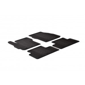 Rubber mats for Mazda 5