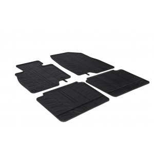 Rubber mats for Mazda 6