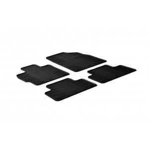 Rubber mats for Mazda CX-7 (diesel)