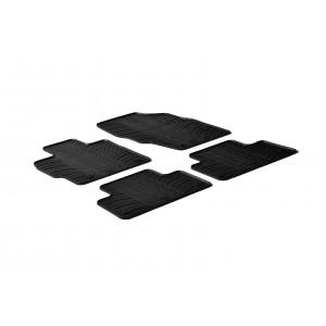 Rubber mats for Mazda CX-7 (petrol)