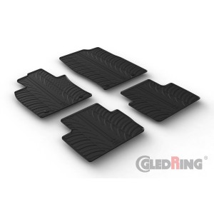 Rubber mats for Mazda CX-30