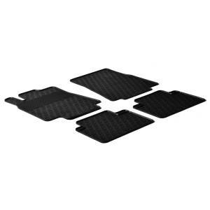 Rubber mats for Mercedes Serija A W169