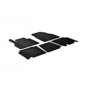 Rubber mats for Mercedes Citan