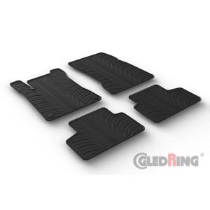 Rubber mats for Mercedes GLB X247