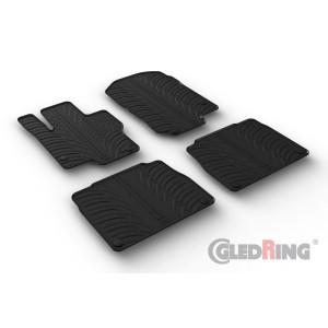 Rubber mats for Mercedes Serija MB GLS (X167)