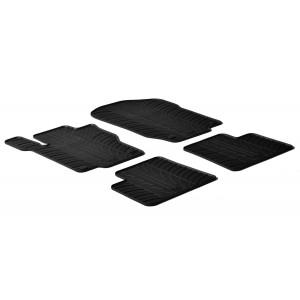 Rubber mats for Mercedes Serija ML W164
