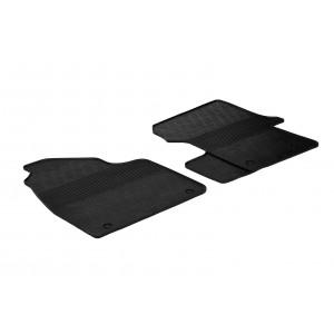 Rubber mats for Volkswagen Crafter Cargo