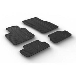 Rubber mats for Mini Cooper F56 (3 doors)