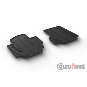 Rubber mats for Nissan e-NV200