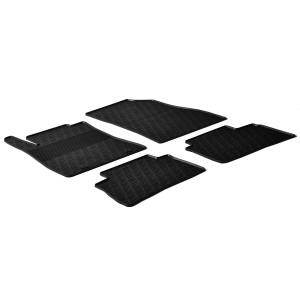 Rubber mats for Nissan Juke