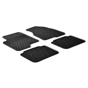 Rubber mats for Opel Antara
