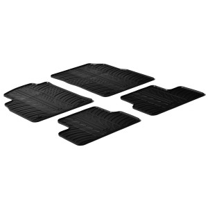 Rubber mats for Opel Astra J