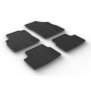 Rubber mats for Opel Astra K