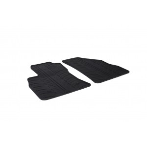 Rubber mats for Opel Combo Cargo